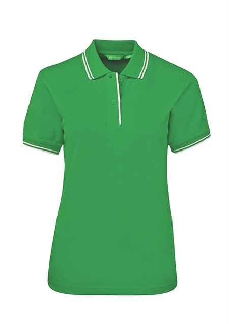 Pea Green/White